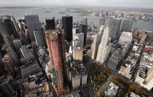 Beekman-Tower, Manhattan (keystone)
