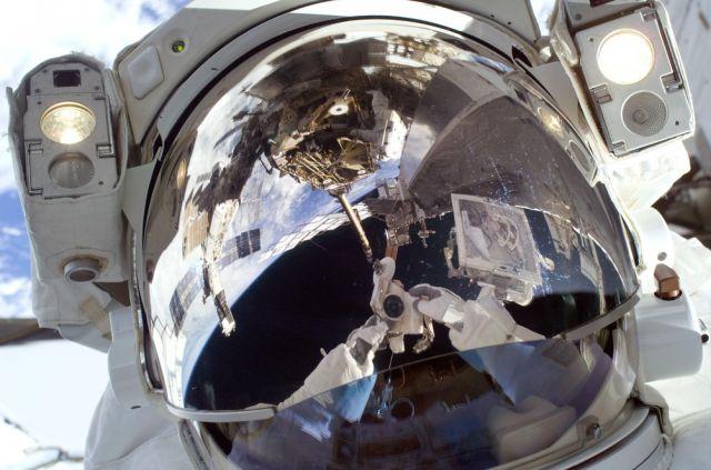Astronaut Robert L. Satcher Jr. (keystone)