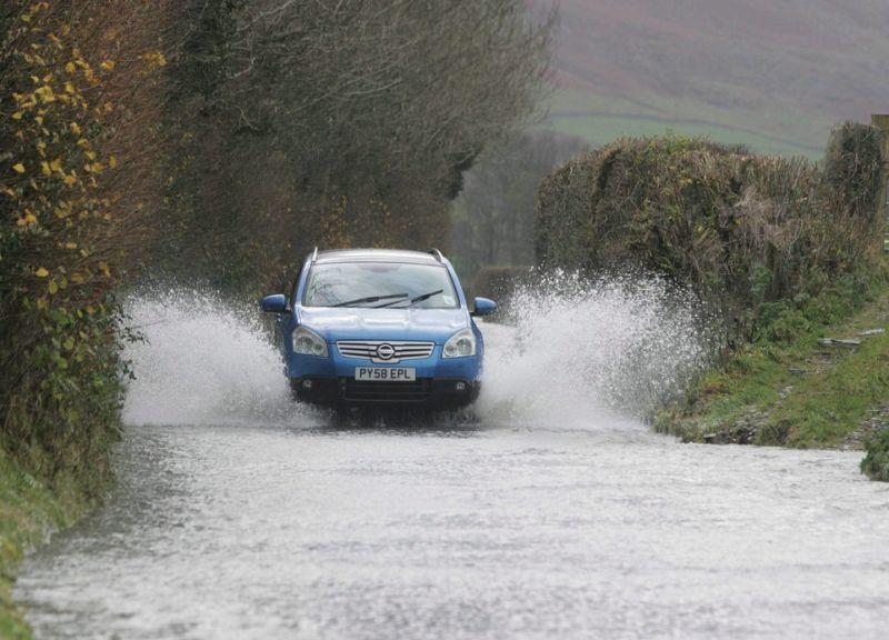 Hochwasser (keystone )