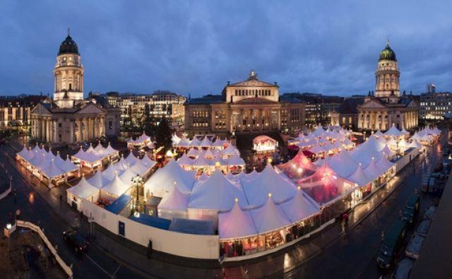Christmarkt am Gendarmen- (keystone)