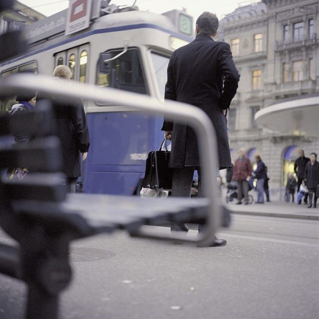 Bankenkrise (keystone / swiss press Photo / Gaëtan Bally)