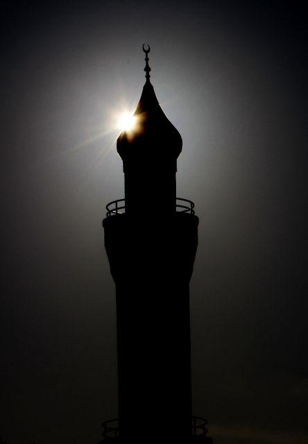 Minarett (keystone)