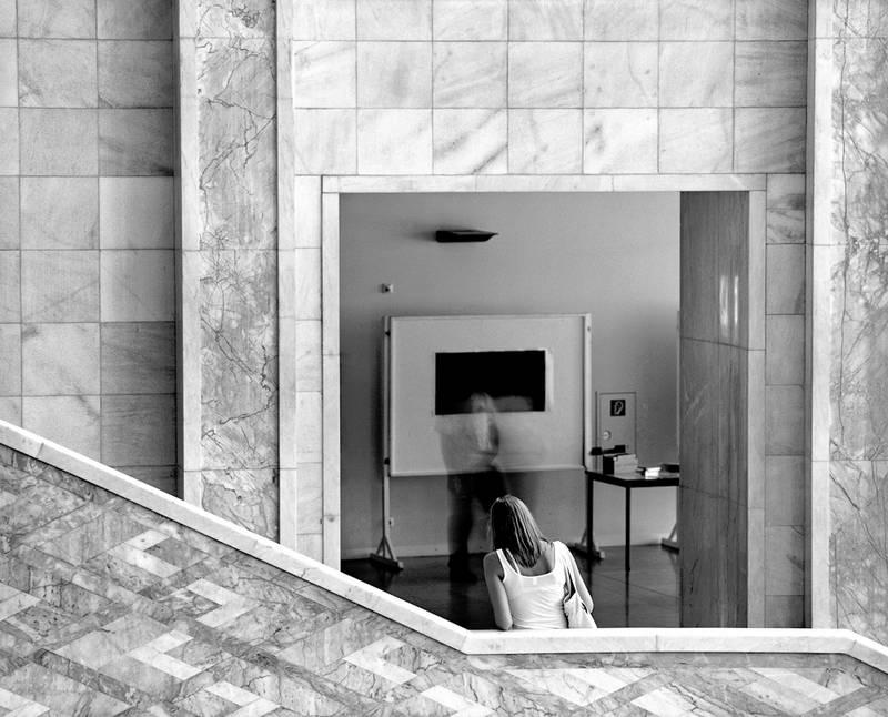 Fokus-Porträt: Blick in den (strengen) Raum