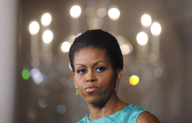 First Lady Michelle Obama keystone)