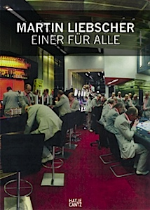 Buchtitel - Martin Liebscher: Einer fr alle