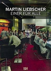 Buchtitel - Martin Liebscher: Einer für alle