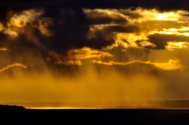 Sunset (keystone)
