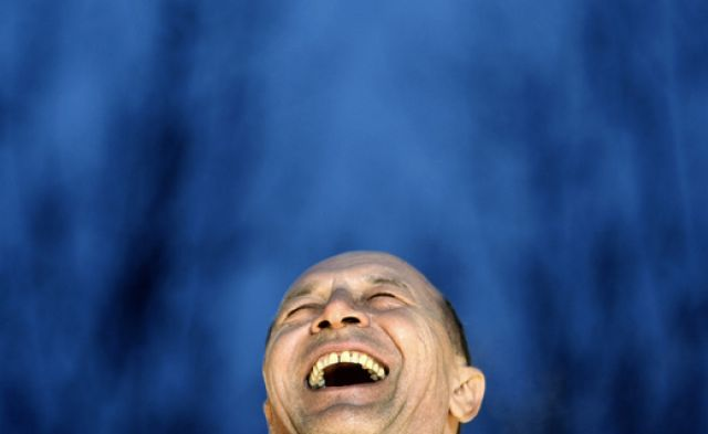 Traian Basescu (keystone)