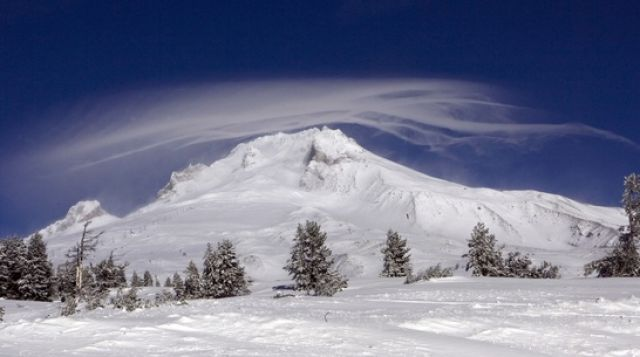 Mount Hood (keystone)