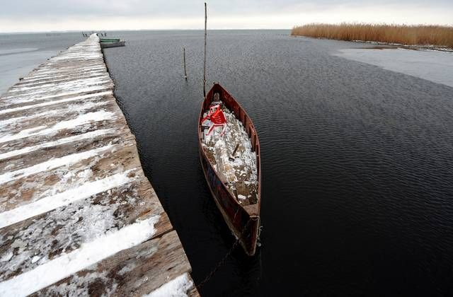 Fischerboot (keystone)