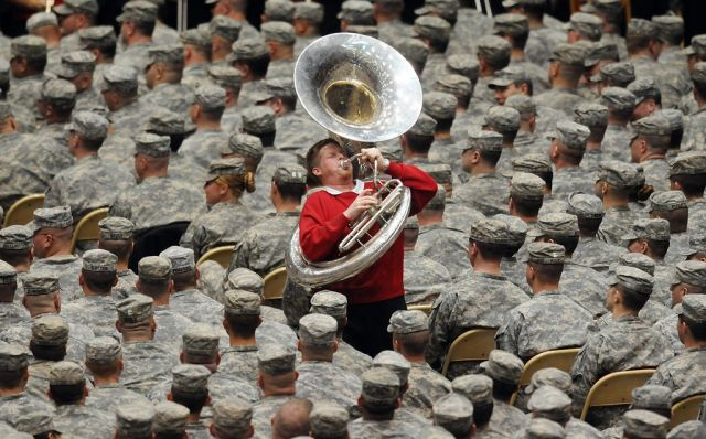 Marching Band (keystone)