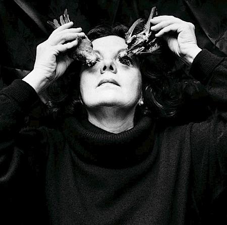 Graciela Iturbide: Ojos para volar? (Augen zum Fliegen?), Coyoacán, México, 1991