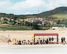 Marc Räder: Busstop, 2000