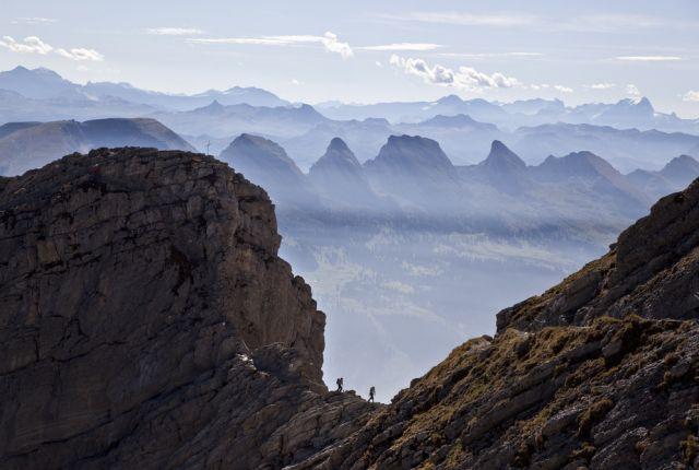 Bergwanderer (keystone)