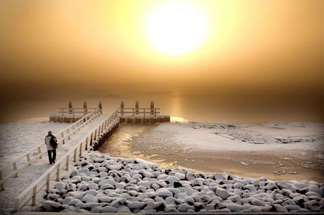 Winter, Holland