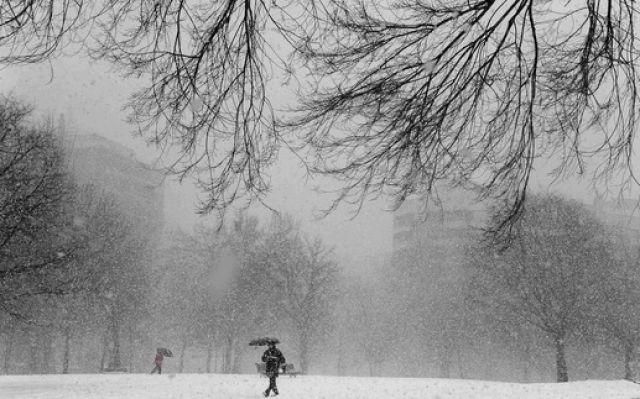 Winter, Spanien