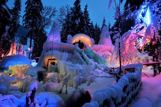 Schweiz, Winter,