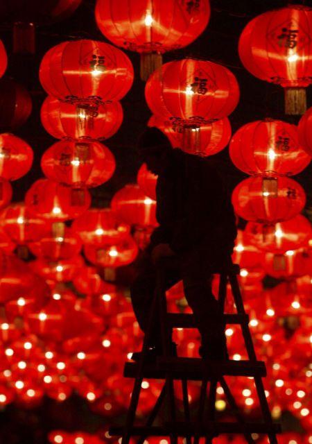China, Farben