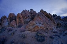 Alabama Hills, CA, (Foto © PS)