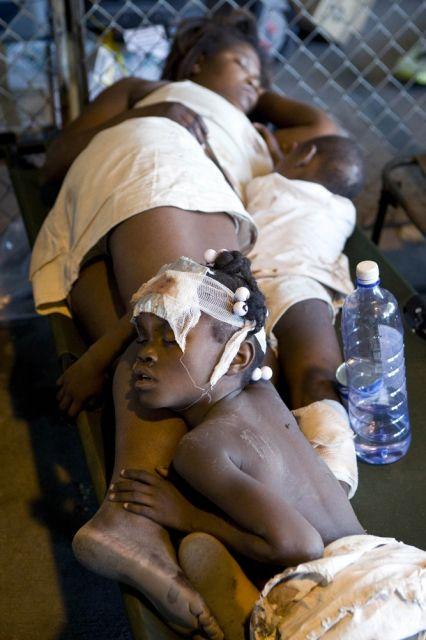 Haiti Opfer (keystone)
