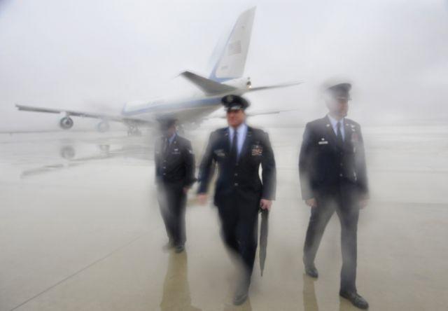 Air Force one (keystone)