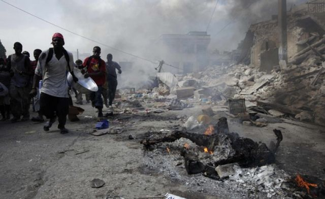 Haiti (keystone)