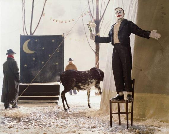Paolo Ventura: Fantastische Wintergeschichten
