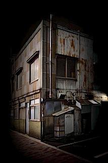 Matthias Haun: Wellblechhaus 1, Tokyo 2006