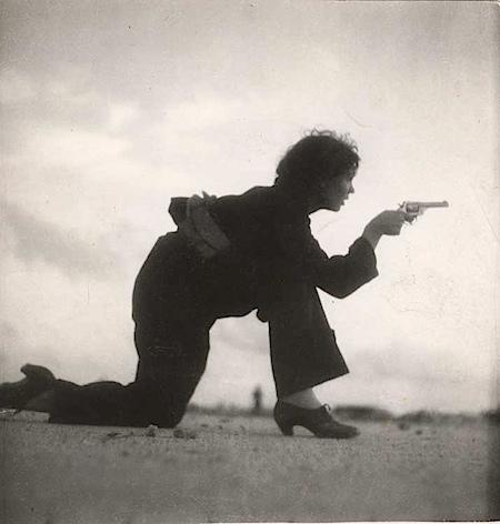 Gerda Taro: Die Fotografin als Kriegsheldin