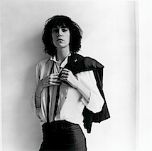 Robert Mapplethorpe: Patti Smith, 1975 