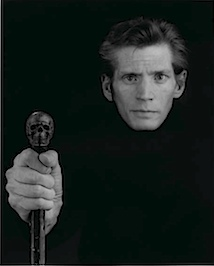 Robert Mapplethorpe: Self Portrait, 1988 