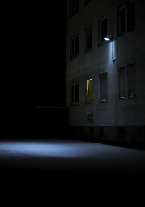 Nachtfotografie: Die Reduktion der Nacht genutzt