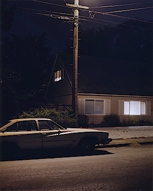 Todd Hido: Untitled 2027-a, 1997