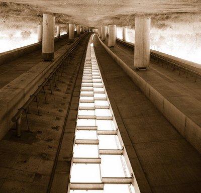 Brücke im Weitwinkel: Der richtige Bildausschnitt