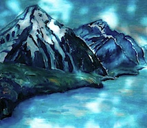 Eliska Bartek - aus der Serie: Berge versetzen, 2009