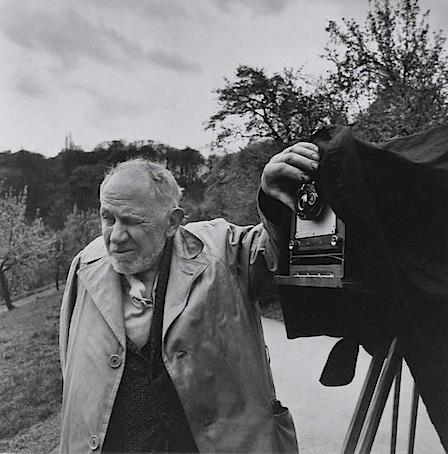 Timm Rautert - aus: Josef Sudek, Prag 1967