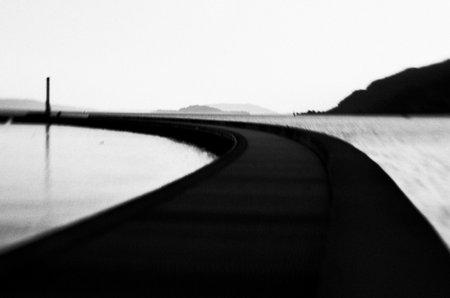 Lensbaby-Landschaft: Effektumkehrung