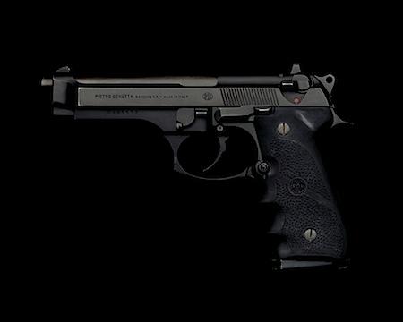 Guido Mocafico: Beretta M9, 2006