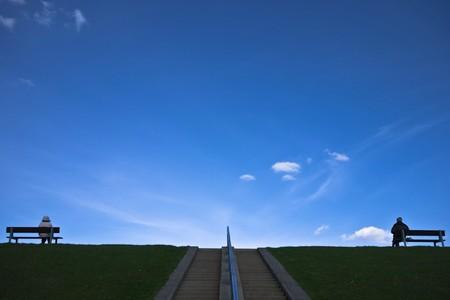 Symbolfoto: Einsam zu zweit