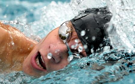 Sportfoto: Action-Porträt