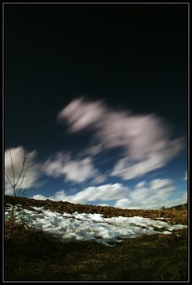 Landschaftsfotografie: Wolkendynamik