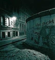 Konrad Rufus Müller: Berlin, die Mauer ein Jahr vor ihrem Fall