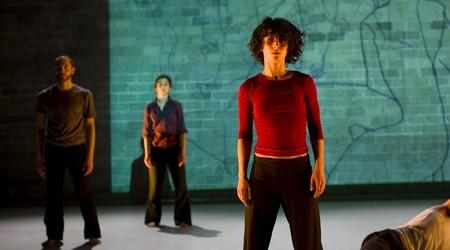 Tanzfotografie: Herausforderung vor der Bühne