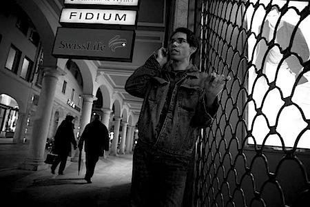 Jacek Pulawski – aus: Un weekend con un transessuale di Chiasso (Quadrantaria in Ticino)