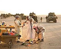 Peter Bohler – aus: Irak in der Amerikanischen Wüste