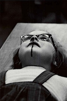 Michael Schmidt: Kind mit Nasenbluten, o. T., 1965-67