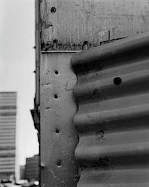 Michael Schmidt, o. T., aus Architektur 1989-91