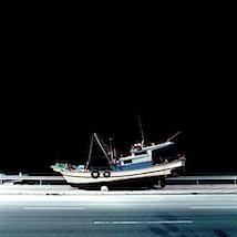 Juliane Eirich: Ship, Korea Diary, 2007/08