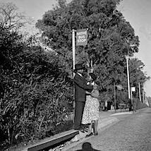 Bob Gosani: Liebesgeschichte. Sophiatown, 1954