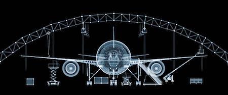 Nick Veasey: Plane